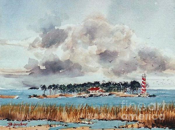 Gerald Bienvenu - The Island Lighthouse