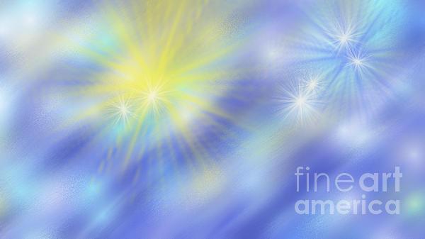 The Light Season Print by Rosana Ortiz