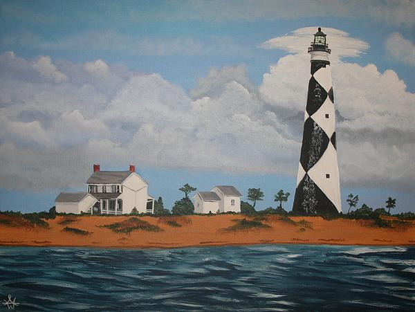 Ambre Wallitsch - The Lighthouse