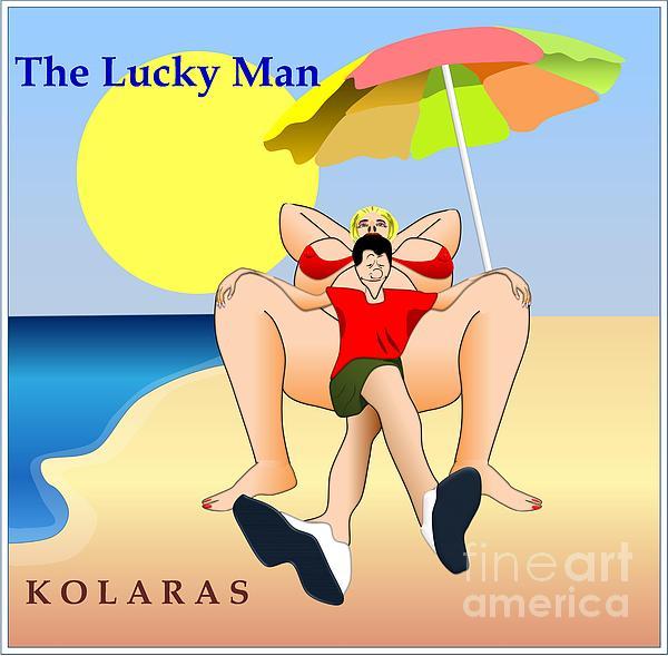 Manos Kolaras - The Lucky Man