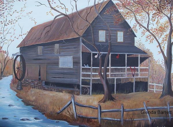 Glenda Barrett - The Mill