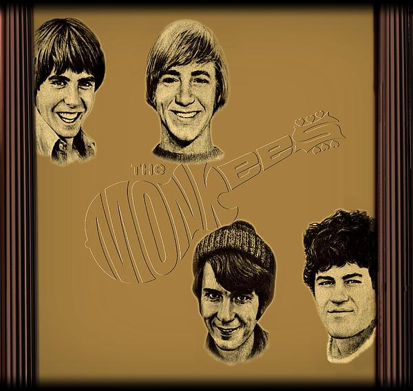 The Monkees  Print by Movie Poster Prints