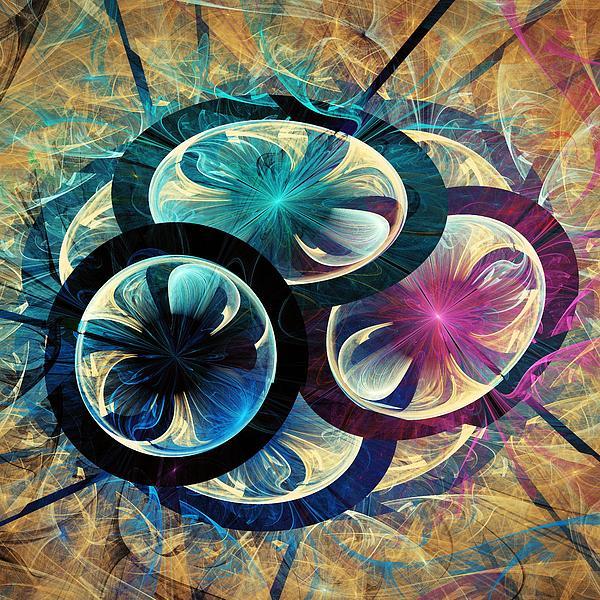 The Nest Print by Anastasiya Malakhova
