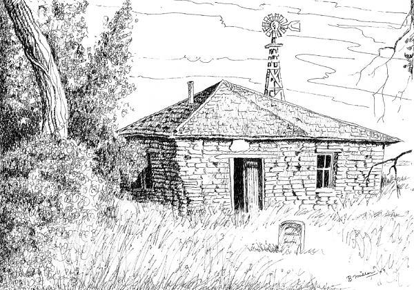 Bern Miller - The Old Homestead