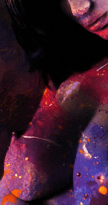 The Painters Work Print by Stefan Kuhn