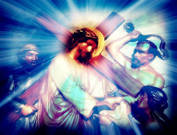 Aurelio Zucco - The Passion of Christ VIII