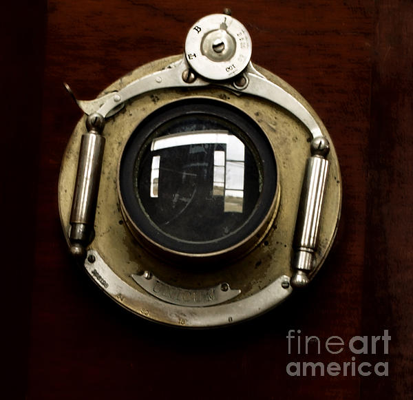 The Peephole Print by Steven  Digman