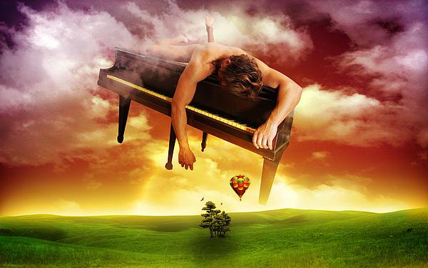 Mark Ashkenazi - The Piano