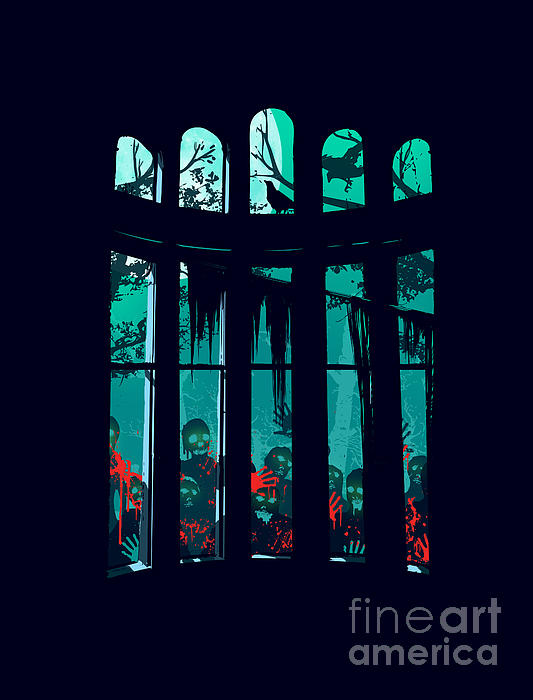 The Plague Print by Budi Satria Kwan