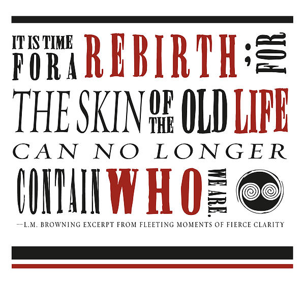 Leslie M Browning - The Rebirth