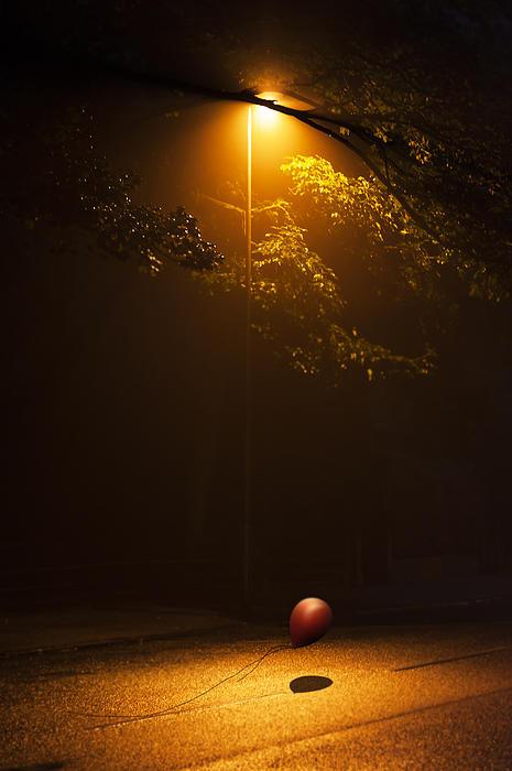 The Red Balloon Print by Svetlana Sewell