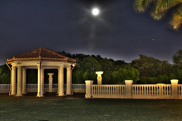 The Resort At Marina Village Print by Ash Sharesomephotos