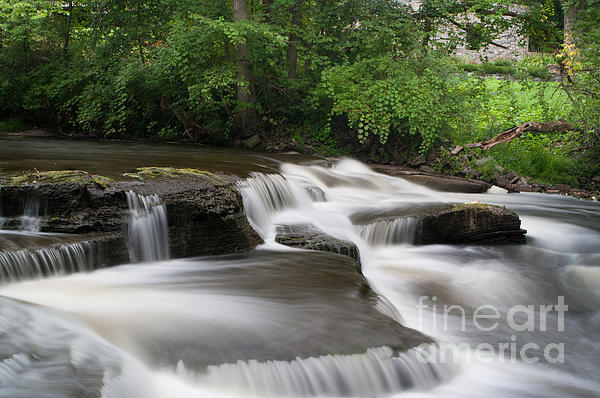 The River Print by Ron Pettitt