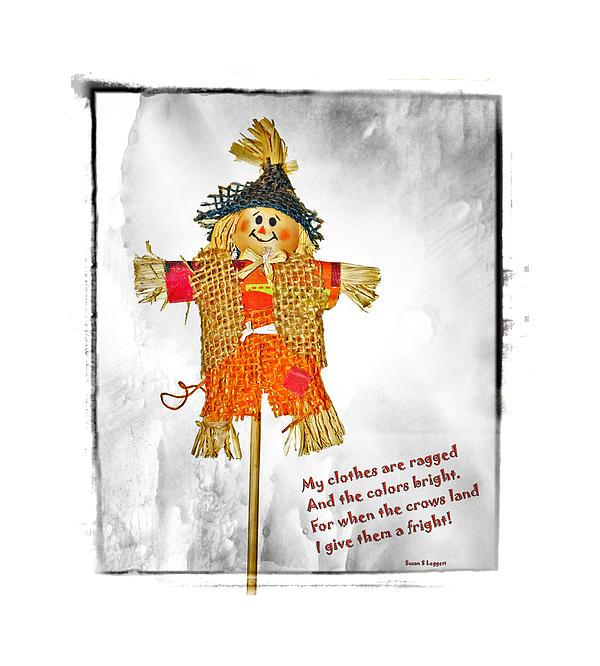 The Scarecrow Print by Susan Leggett