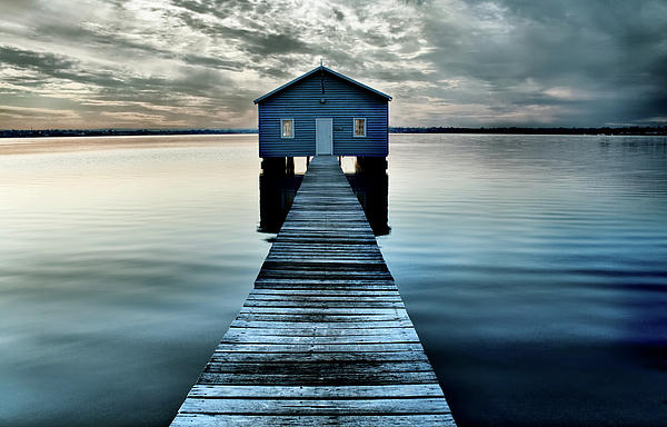 Kym Clarke - The Shed Upon The Water