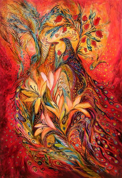 The Sirocco Print by Elena Kotliarker