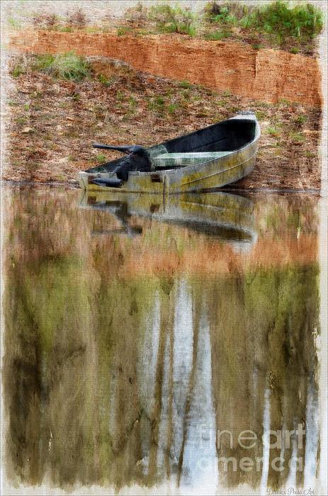 Debbie Portwood - The Small Boat Photoart II