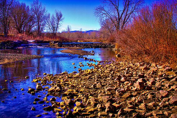 David Patterson - The South Platte River