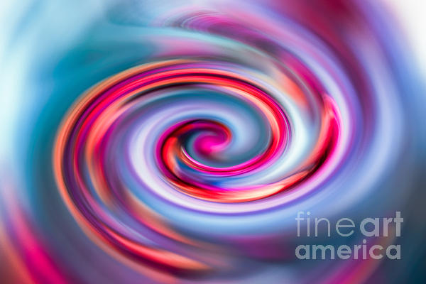 The Spiral Print by Hannes Cmarits