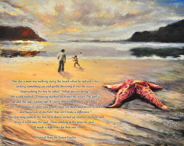 The Starfish Print by Susan Jenkins