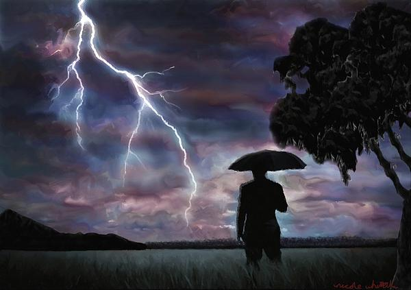 Nicole Whittaker - The Storm Watcher
