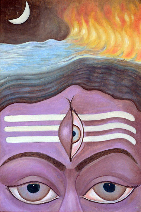Usha Shantharam - The Third Eye