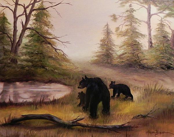 Laura Brown - The three bears