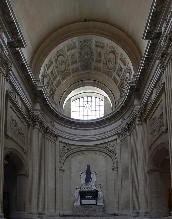 The Tombs At Les Invalides - Paris France - 01133 Print by DC Photographer