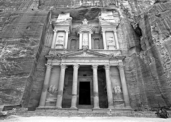 Stephen Stookey - The Treasury at Petra