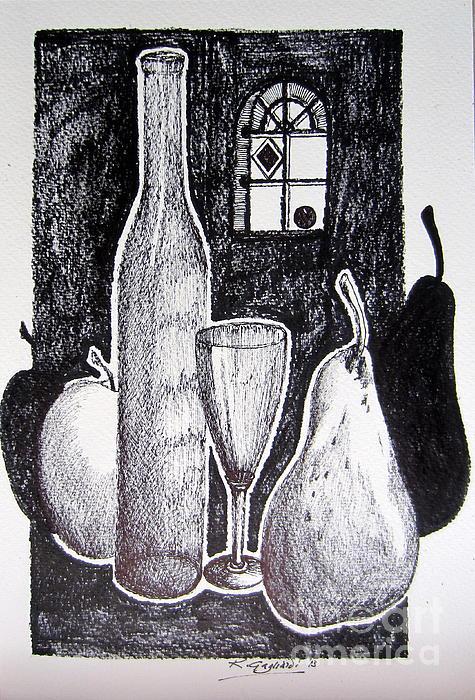 The Triumph Of The Shades Print by Roberto Gagliardi