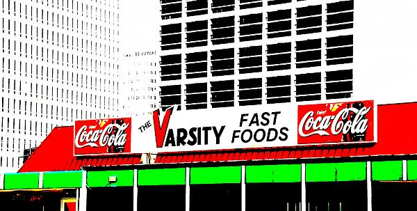 Dan Sproul - The Varsity Atlanta Pop Art