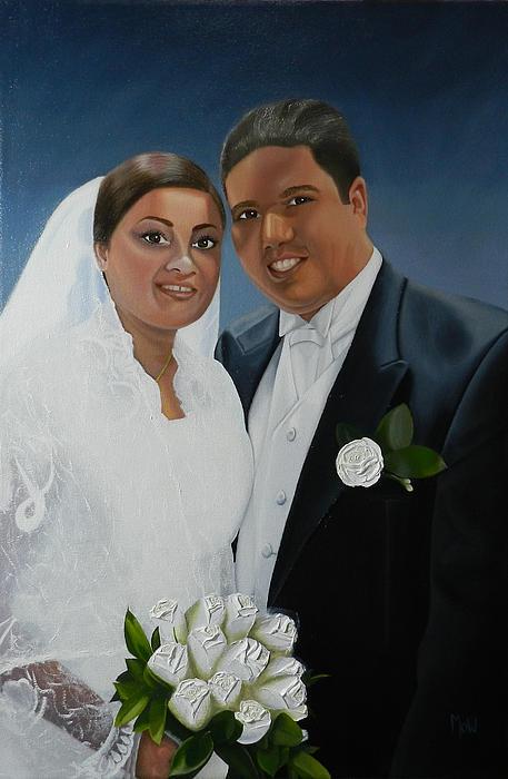 Leana De Villiers - The Wedding