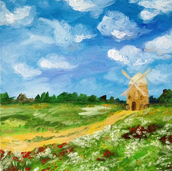 Malia Zaidi - The Windmill