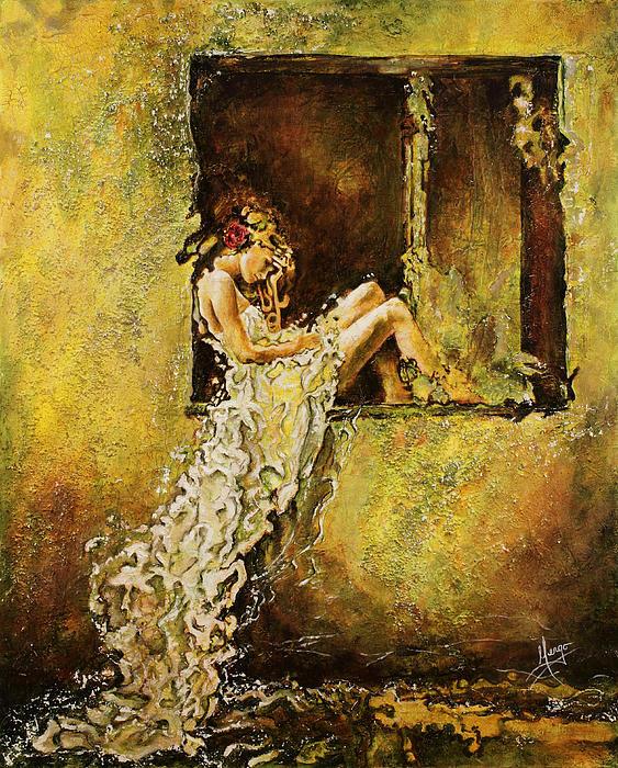 The Window Print by Karina Llergo Salto