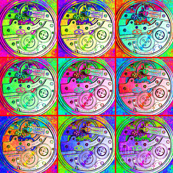 There Is Never Enough Time 20130606 Print by Wingsdomain Art and Photography