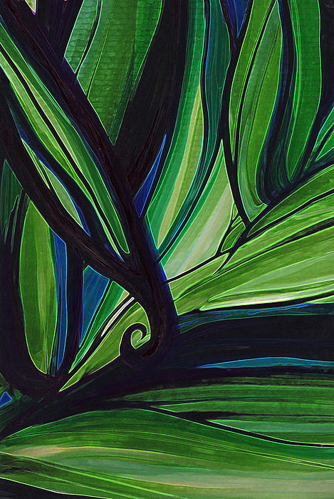 Thicket Print by First Star Art