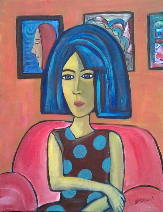 Deyanira Harris - Thinking