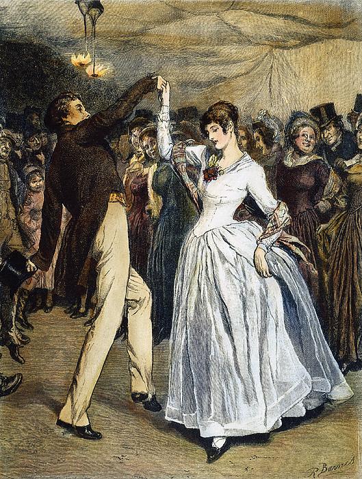 Thomas Hardy, 1886 Print by Granger