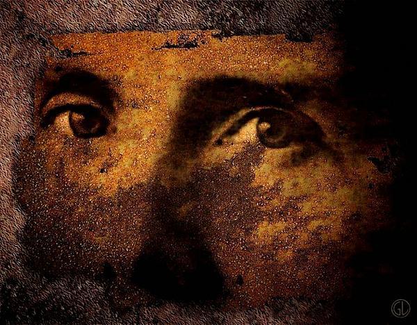 Those Eyes Print by Gun Legler