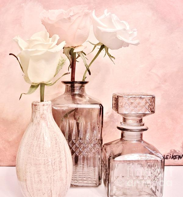 Marsha Heiken - Three Dainty Roses