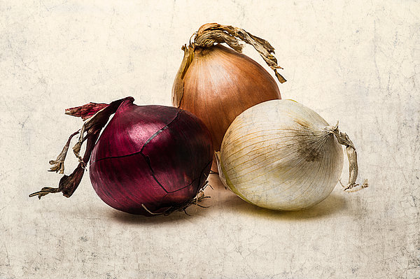 Three Onions - 1 Print by Alexander Senin