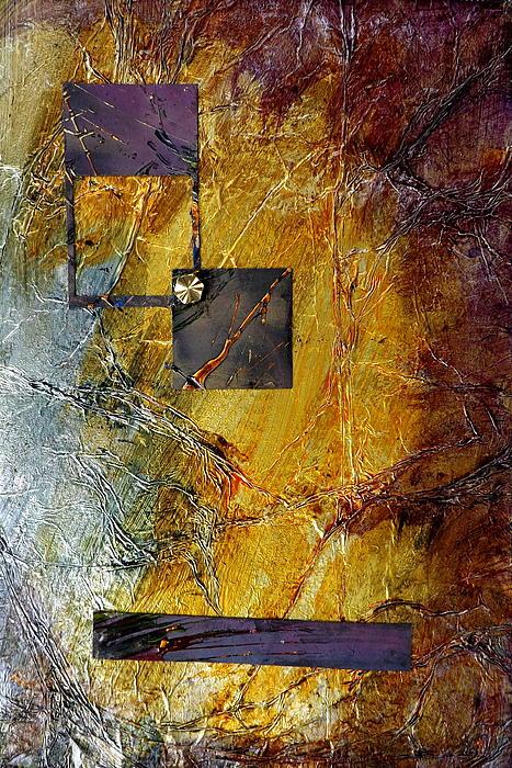 Through The Window Print by Darren Robinson