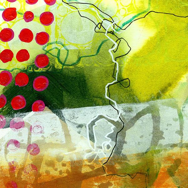 Tidal 20 Print by Jane Davies