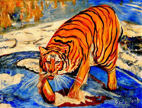 Anand Swaroop Manchiraju - Tiger
