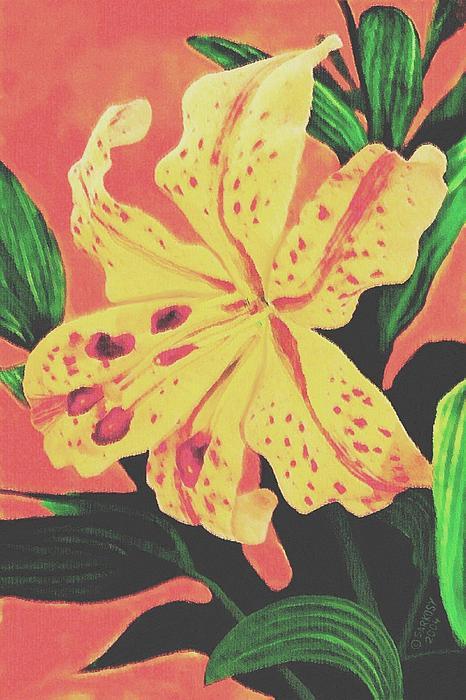 SophiaArt Gallery - Tiger Lily