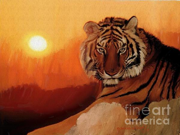 Nydia Williams - Tiger