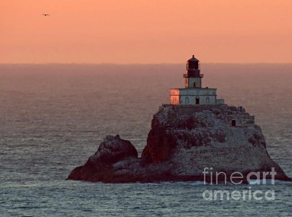 Tillamook Rock Lighthouse Print by Chris Anderson