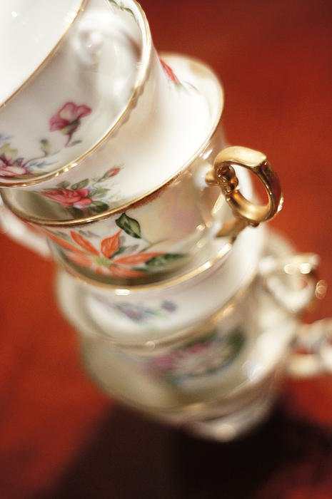 Susan Bordelon - Tilted Teacups