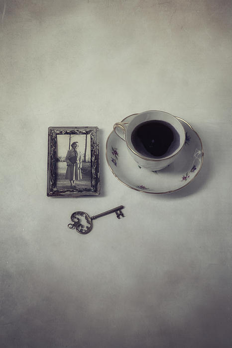 Time For Coffee Print by Joana Kruse