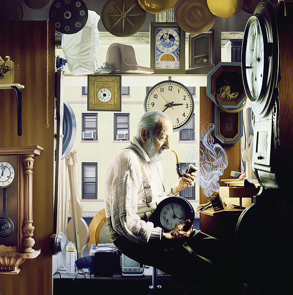 Max Ferguson - Time